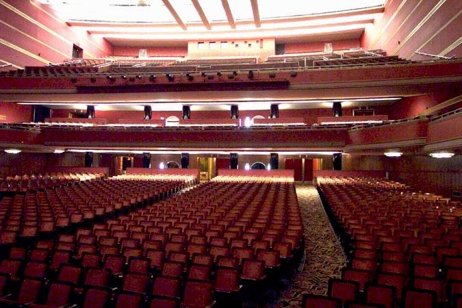 Kansas City Theatre Pipe Organ Home Of The 428 Robert Morton